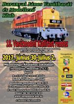 18. Veresegyházi vasútmodell kiállítás