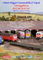 Német - magyar vasútmodellező napok Veresegyházon
